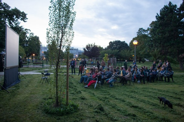 Park Stara Trešnjevka